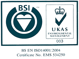 CWM Environmental ISO Certification